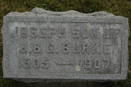 BURKE, JOSEPH - Clinton County, Iowa | JOSEPH BURKE