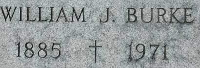 BURKE, WILLIAM J. - Clinton County, Iowa | WILLIAM J. BURKE