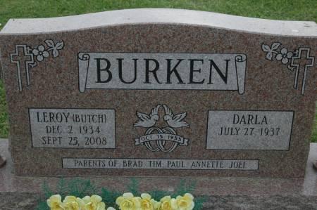 BURKEN, DARLA - Clinton County, Iowa | DARLA BURKEN