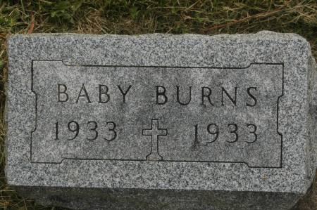 BURNS, BABY - Clinton County, Iowa | BABY BURNS