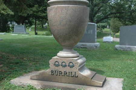 BURRILL, MONUMENT - Clinton County, Iowa | MONUMENT BURRILL