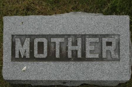 CALLAHAN, MOTHER - Clinton County, Iowa | MOTHER CALLAHAN