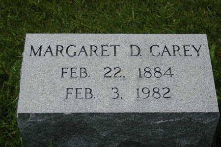 CAREY, MARGARET - Clinton County, Iowa | MARGARET CAREY