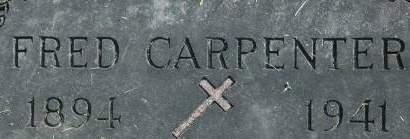 CARPENTER, FRED - Clinton County, Iowa | FRED CARPENTER