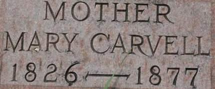 CARVELL, MARY - Clinton County, Iowa | MARY CARVELL