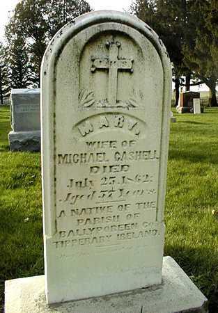 CASHELL, MARY - Clinton County, Iowa | MARY CASHELL