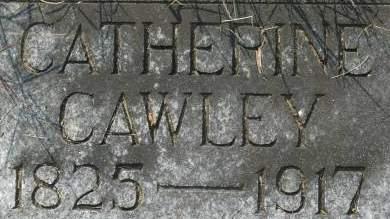 CAWLEY, CATHERINE - Clinton County, Iowa | CATHERINE CAWLEY