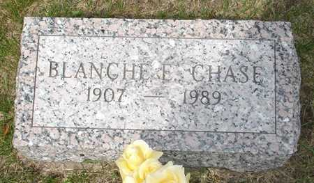 CHASE, BLANCHE E. - Clinton County, Iowa | BLANCHE E. CHASE