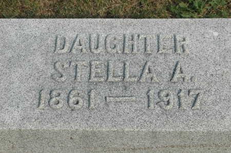 CHILDS, STELLA A - Clinton County, Iowa | STELLA A CHILDS