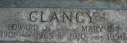 CLANCY, MARY C. - Clinton County, Iowa | MARY C. CLANCY