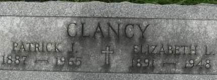 CLANCY, PATRICK J. - Clinton County, Iowa | PATRICK J. CLANCY