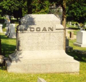 COEN, FAMILY MONUMENT - Clinton County, Iowa | FAMILY MONUMENT COEN
