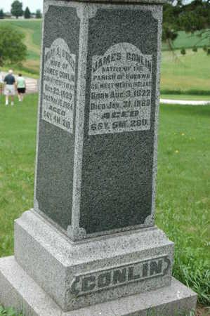 CONLIN, JAMES - Clinton County, Iowa | JAMES CONLIN