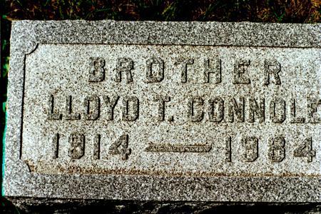 CONNOLE, LLOYD T. - Clinton County, Iowa | LLOYD T. CONNOLE