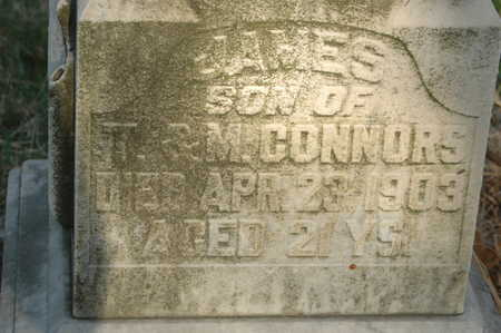 CONNORS, JAMES - Clinton County, Iowa | JAMES CONNORS