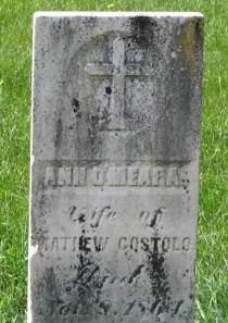 O'MEARA COSTOLO, ANN - Clinton County, Iowa | ANN O'MEARA COSTOLO