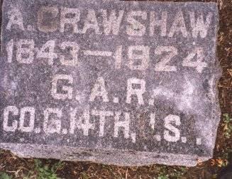 CRAWSHAW, ADAM - Clinton County, Iowa | ADAM CRAWSHAW