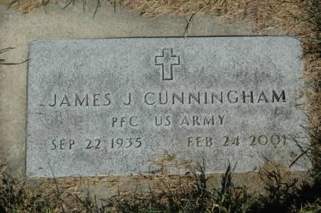 CUNNINGHAM, JAMES J. - Clinton County, Iowa | JAMES J. CUNNINGHAM