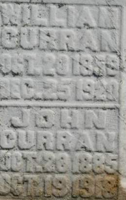 CURRAN, WILLIAM - Clinton County, Iowa | WILLIAM CURRAN