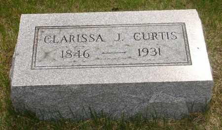 CURTIS, CLARISSA - Clinton County, Iowa | CLARISSA CURTIS
