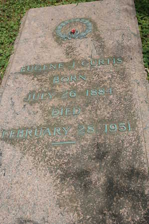 CURTIS, EUGENE J. - Clinton County, Iowa | EUGENE J. CURTIS