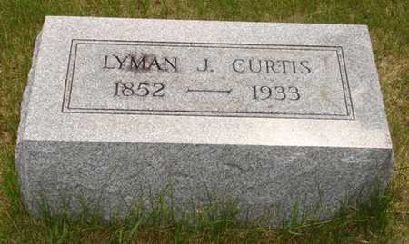 CURTIS, LYMAN J. - Clinton County, Iowa | LYMAN J. CURTIS