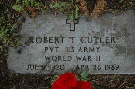 CUTLER, ROBERT T. - Clinton County, Iowa | ROBERT T. CUTLER