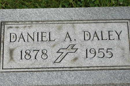 DALEY, DANIEL A. - Clinton County, Iowa | DANIEL A. DALEY