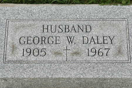 DALEY, GEORGE W. - Clinton County, Iowa | GEORGE W. DALEY