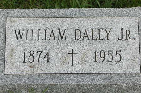 DALEY, WILLIAM, JR. - Clinton County, Iowa | WILLIAM, JR. DALEY