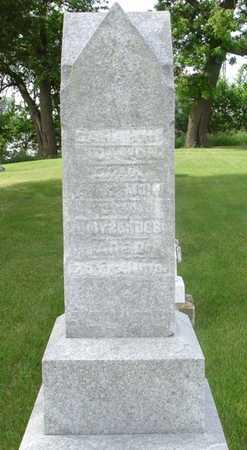 DAMON, SARAH H. - Clinton County, Iowa | SARAH H. DAMON