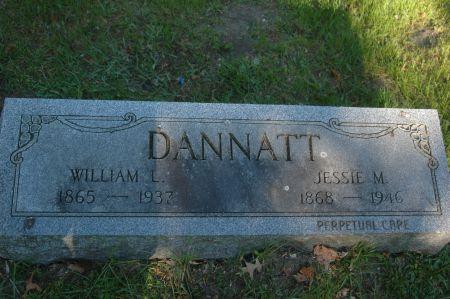 DANNATT, WILLIAM L. - Clinton County, Iowa | WILLIAM L. DANNATT