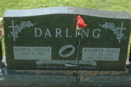 DARLING, MILDRED DALEE - Clinton County, Iowa | MILDRED DALEE DARLING