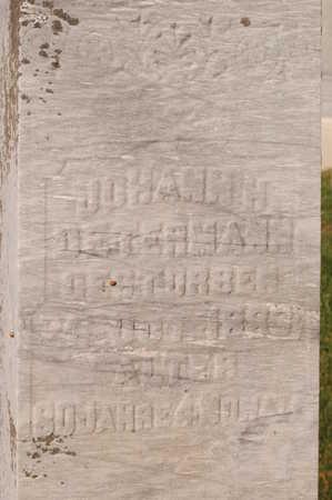 DETERMANN, JOHANN H - Clinton County, Iowa | JOHANN H DETERMANN