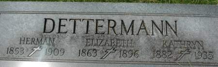 DETTERMANN, KATHRYN - Clinton County, Iowa | KATHRYN DETTERMANN