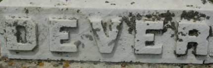 DEVER, FAMILY MONUMENT - Clinton County, Iowa | FAMILY MONUMENT DEVER