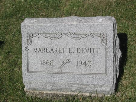 DEVITT, MARGARET - Clinton County, Iowa | MARGARET DEVITT