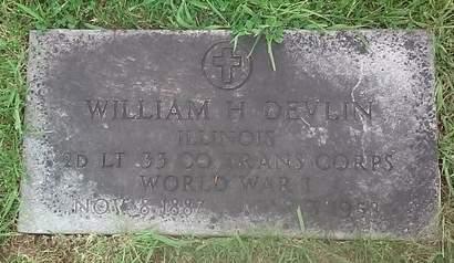 DEVLIN, WILLIAM H. - Clinton County, Iowa | WILLIAM H. DEVLIN