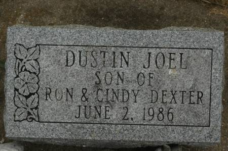 DEXTER, DUSTIN JOEL - Clinton County, Iowa | DUSTIN JOEL DEXTER