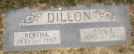 DILLON, BERTHA - Clinton County, Iowa | BERTHA DILLON