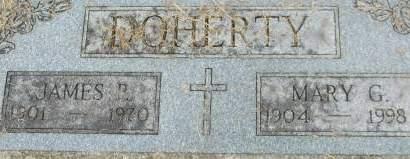 DOHERTY, MARY G. - Clinton County, Iowa | MARY G. DOHERTY