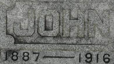 DOHERTY, JOHN - Clinton County, Iowa | JOHN DOHERTY