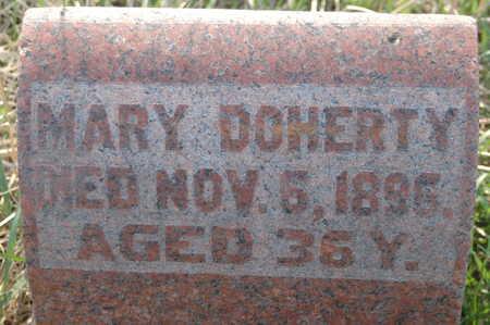 DOHERTY, MARY - Clinton County, Iowa   MARY DOHERTY