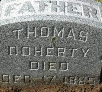 DOHERTY, THOMAS - Clinton County, Iowa | THOMAS DOHERTY