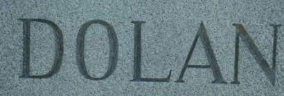 DOLAN, FAMILY MONUMENT - Clinton County, Iowa   FAMILY MONUMENT DOLAN
