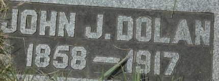 DOLAN, JOHN J. - Clinton County, Iowa   JOHN J. DOLAN