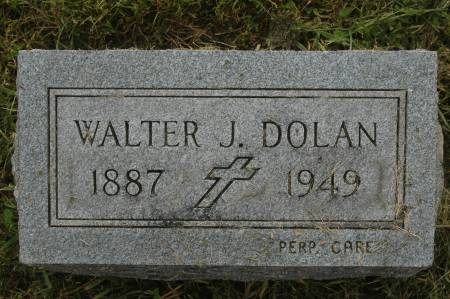DOLAN, WALTER J. - Clinton County, Iowa | WALTER J. DOLAN