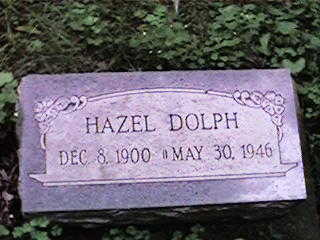 DOLPH, HAZEL - Clinton County, Iowa | HAZEL DOLPH