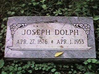 DOLPH, JOSEPH - Clinton County, Iowa | JOSEPH DOLPH