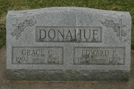 DONAHUE, GRACE C. - Clinton County, Iowa | GRACE C. DONAHUE